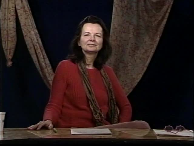 Dr. Nancy Mroczek.